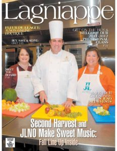 Cover JLNO Lagniappe 2011-09 Fall