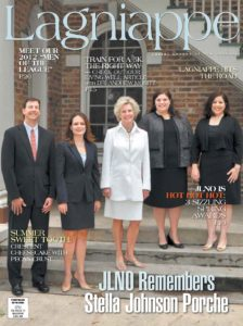 Cover JLNO Lagniappe 2012-06 Summer