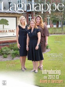 Cover JLNO Lagniappe 2012-09 Fall