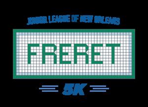 Freret 5K 2015 Logo