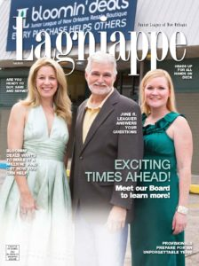 Lagniappe Fall 2013 cover