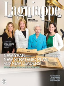 Lagniappe Fall 2014 - Cover