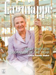 Lagniappe Spring 2014 Cover