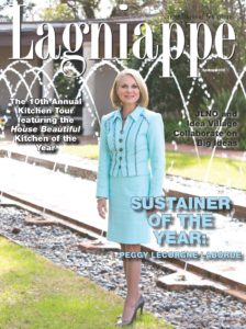 Lagniappe Spring 2015 - Cover