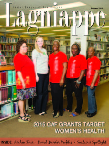 Lagniappe Summer 2015 Cover