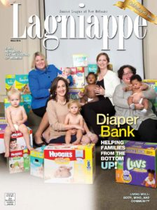 Lagniappe Winter 2014 - Cover