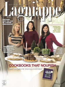 lagniappe covers
